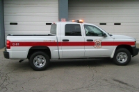 Squad 81. 2008 Dodge Dakota 4x4
