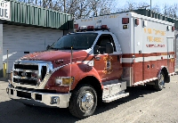 Medic 82. 2006 Ford/Lifestar ambulance