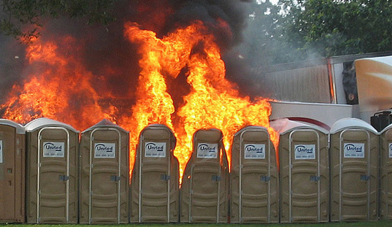 Image result for dumpster fire funny